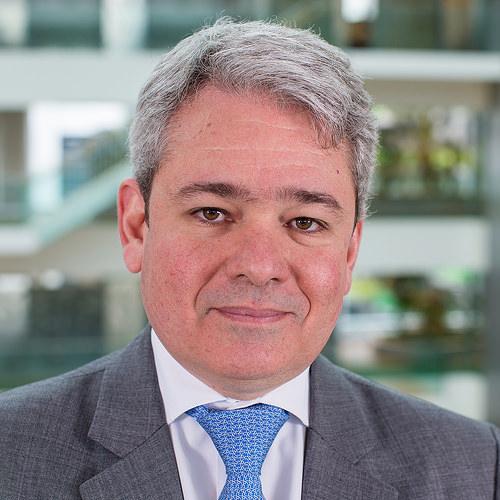 Dr. Marco Matías Alemán- Director de la Oficina de Patentes en la OMPI