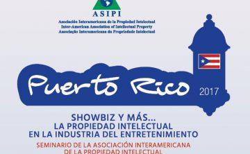 """Cordialmente invitados al evento """"Showbiz y Más… La Propiedad Intelectual en la Industria del Entretenimiento"""""""