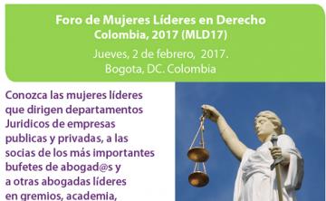 """ACPI estuvo presente en el """"Foro de Mujeres Líderes en Derecho"""""""