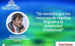"""Dr. Juan Carlos Cuesta hizo parte de Foros Semana """"¿Qué nos Falta para Ingresar a la OCDE?"""""""