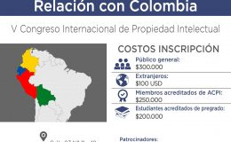 INVITACIÓN: V CONGRESO INTERNACIONAL DE PROPIEDAD INTELECTUAL