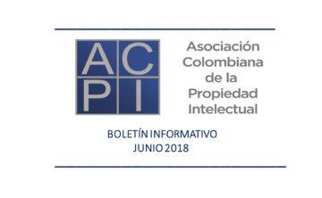 BOLETÍN DE NOTICIAS JUNIO DE 2018