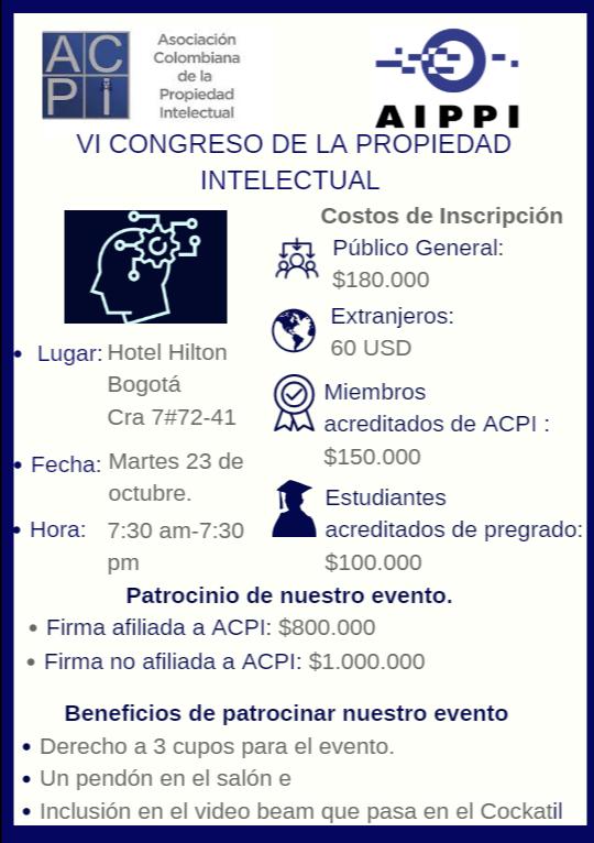 INVITACIÓN: CONGRESO ANUAL ACPI 2018