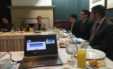 Reunión con el Superintendente Delegado para la Propiedad Industrial