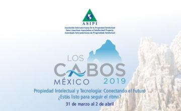 """Seminario ASIPI """" Propiedad Intelectual y Tecnología: Conectando el futuro. ¿Estás listo para seguir el ritmo?"""