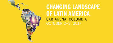 Cordialmente invitados a la Conferencia «El Panorama Dinámico de América Latina»