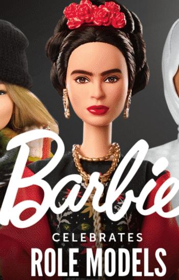 Mattel crea la nueva muñeca Barbie en «honor» a Frida Kahlo
