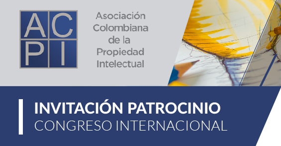 Patrocinadores VII Congreso Internacional de Propiedad Intelectual