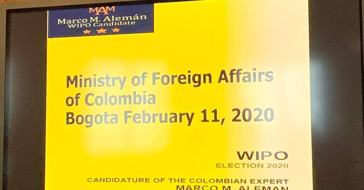 ACPI presente para apoyar la candidatura del Dr. Marco Matias Alemán